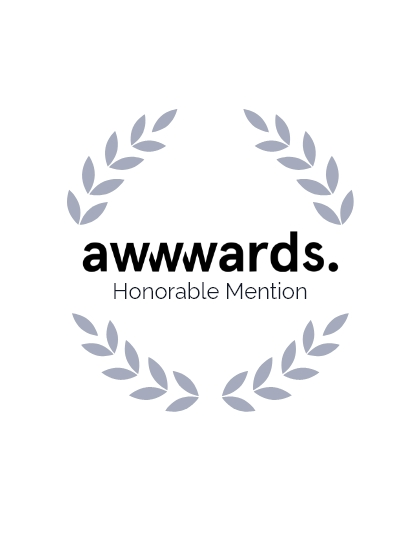 pez-awwwards-honorable-mention